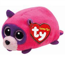 Ty Beanie Babies 42139 Teeny Tys Rugger the Raccoon