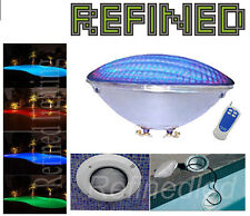 Par56 led swimming pool bulb lamp light RGB remoted 40W CE RoHs IP68