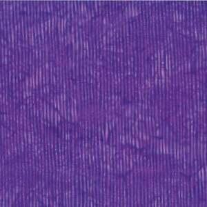 Batik by Hoffman Fabric R2284 14 Purple Quilt Shop Quality Cotton