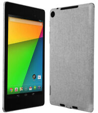 Skinomi Brushed Aluminum Skin+Screen Protector for Google Nexus 7 2013 (LTE)