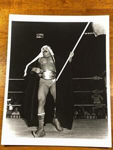 The Iron Sheik Worldwide Wrestling Original Pre WWF Wrestler Still Photo A247