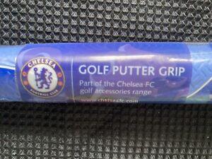Chelsea Fc Golf Putter Grip- New