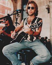 "John Bon Jovi 10"" x 8"" Glossy Photographic Print On Stage"
