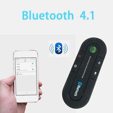 Kabellos Multipoint Bluetooth Hand Frei Auto Freisprecheinrichtung Redner Tools