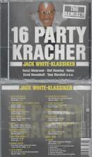 CD--VARIOUS--16 PARTYKRACHER--JACK WHITE KLASSIKER