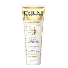 Eveline 24K Gold Anti Cellulite Shaping Expert Luxury Modeling Body Serum 250ml