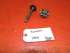 Honda Foreman 450 Starter Gears & Shaft Reduction ES S 400 Fourtrax