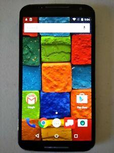 Motorola MOTO X (2nd Gen.) - 16GB - Black (Verizon) Smartphone