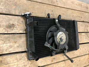 triumph tiger 800 2014 Radiator Complete With Fan