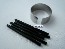 5 pcs Black Replacement Pen Nibs Parts for Wacom BAMBOO CTE MTE CTL CTH CTH-470