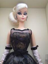 "Poupee Barbie Silkstone ""Cocktail Dress"" Gold Label - Atelier 2 NRFB"