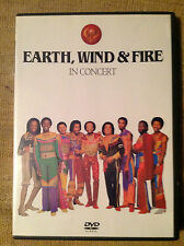 Earth, Wind & Fire in concert - dvd come nuovo