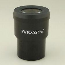 WF10X/22 10x Measuring Microscope Eyepiece Reticle Graticule Scale Widefield