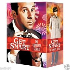 """GET SMART COMPLETE SERIES COLLECTION 25 DISC BOX SET R4 """"NEW&SEALED"""""""