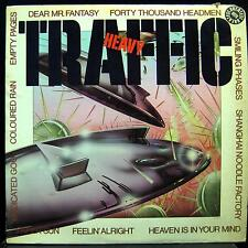 Traffic - Heavy Traffic LP Mint- UA-LA421-G Vinyl 1975 Record