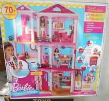 Barbie.Brand New Dreamhouse For Barbie.70 + Pieces