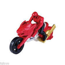 Power Rangers Super Megaforce Red Cycle With Figure - 38071