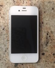 iphone 4s White USED Works Or Parts Verizon