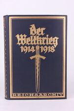 Der Weltkrieg 1914-1918  - 9. Band: Die Operationen des Jahres 1915