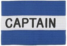 Champro Captain's Arm Band (Royal/White, Youth)
