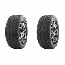 2 x TOYO R888 195/50/15 82V Soft Compound Road Legal Track Race Reifen - 1955015