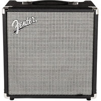 "Fender Rumble 25 V3 25W 1x8"" Lightweight Bass Guitar Combo Amplifier Amp 120V"
