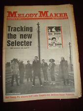 MELODY MAKER 1980 NOV 15 SELECTER 2-TONE DIRE STRAITS PAUL SIMON PIL JAM