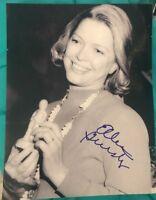 ELLEN BURSTYN SIGNED 8X10 PHOTO OSCAR WINNER AWARD LEGEND W/COA+PROOF RARE WOW