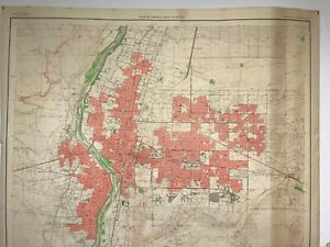 Albuquerque, New Mexico and vicinity 1960 U.S. Geological Survey detailed map