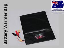 Turnigy Programmable Lipo Battery Warmer Bag (12v DC) Better efficiency RC Field