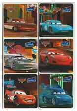 """25 Disney Cars Supercharged Stickers, 2.5"""" x 2.5"""" each, Party Favors"""