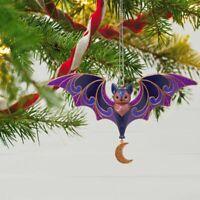 Hallmark Keepsake Bewitching Bat Halloween Ornament