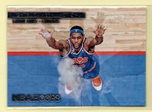 2014-15 Panini NBA Hoops LIGHTS CAMERA ACTION LeBron James CHALK TOSS SP LAKERS