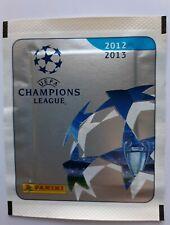 1 X PACKET PANINI UEFA CHAMPIONS LEAGUE 2012 - 2013 (WORLD CUP 10 14 18- EURO )