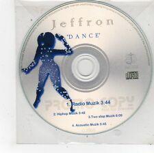 (FU225) Jeffron, Dance - 2005 DJ CD