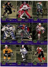 1995-96 Parkhurst International Crown Hockey Series 2 Gold 16-Card Insert Set