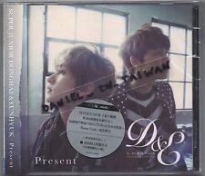 Super Junior Donghae & Eunhyuk: Present (2015) Japan / CD & CARD + BONUS TRACK