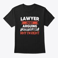 Lawyer Hanes Tagless Tee T-Shirt
