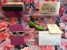 "Just The Right Shoe Raine Originals - ""Treads"" 1999 New"