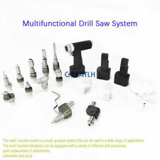multifunctional drill electric Bone drill saw orthopedics power instruments