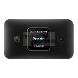 UNLOCKED HUAWEI E5785-92c 300mbps CAT 6 4G LTE MOBILE WIFI HOTSPOT - UK SELLER
