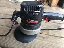 """Vintage Craftsman 315.11520 2-Speed 3500-4200 RPM 5"""" Sander Polisher Works Great"""