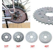 Multifunction 80cc 66cc 60cc 49cc Gas Engine Motor Bike Parts Sprocket 32T - 44T