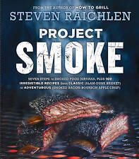 Project Smoke by Steven Raichlen (Paperback, 2016)