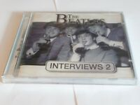The Beatles : Interviews Vol. 2 CD (2004) - NEW