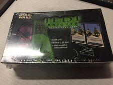 Star Wars Jedi Knights CCG TCG 36-count Booster Box Sealed For Card Game