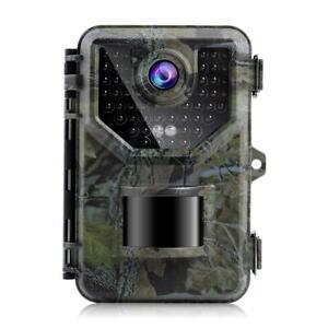 K&F Outdoor Hunting Camera 12MP Wild Animal Detector Trail Camera Night Vision