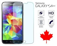 Premium Tempered Glass Screen Protector for Samsung Galaxy S5 NEO & Galaxy S5
