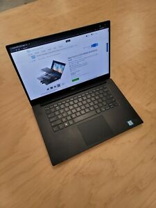 """Dell Precision 5530 15.6"""" (4K Touch i9-8950HK 2.90GHz, 32GB RAM, 1000GB NVMe)"""