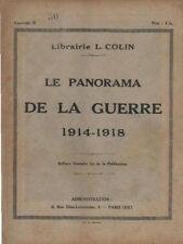 LE PANORAMA DE LA GUERRE 1914-1918  fascicule N° 50